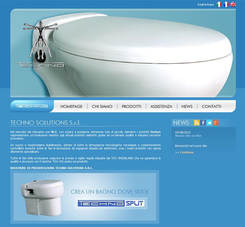 Wc Con Scarico Piccolo.Conto Graph Infomyweb Viterbo Olivetti Techno Solution S R L