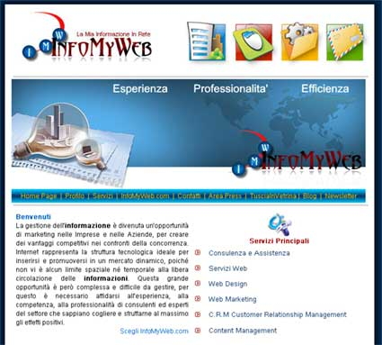 InfoMyWeb